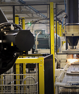 Reichmann Casting Finishing - automation of fettling technologies
